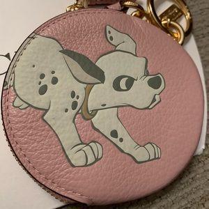 Coach Disney coin purse